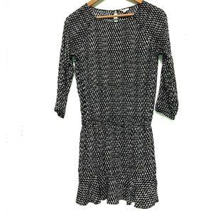 Joie Dresses - 💎HOST PICK💎 Joie Soft Arryn B Dress Black/White